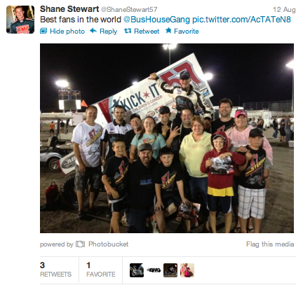 Knoxville Nationals Social Media Report Card