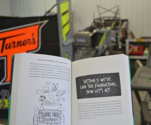 Creativity for Sale Racing Jason SurfrApp Motorsports