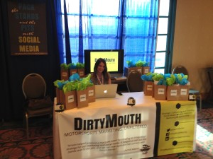 Kristin Swartzlander DirtyMouth Booth RPM Promoter's Workshops