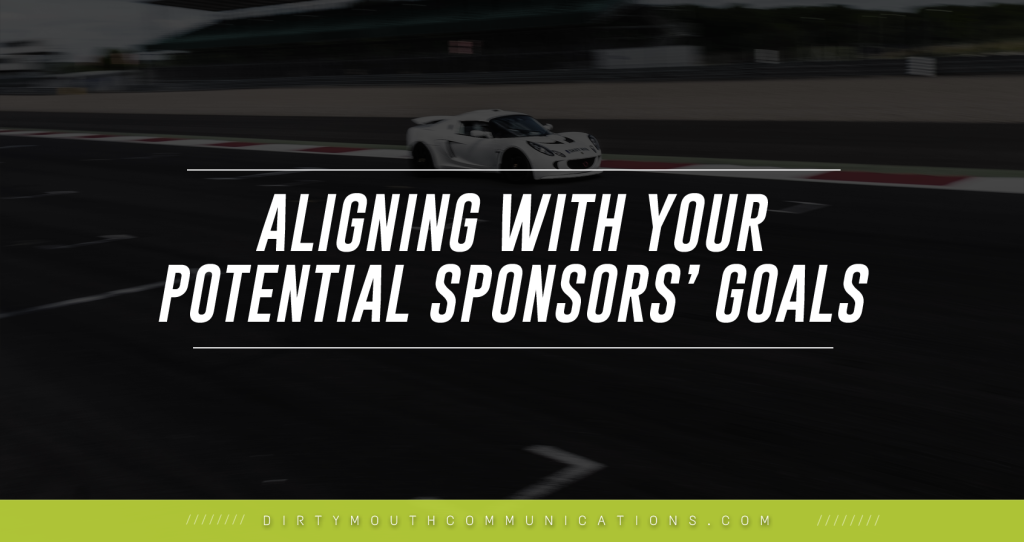 sponsors goals